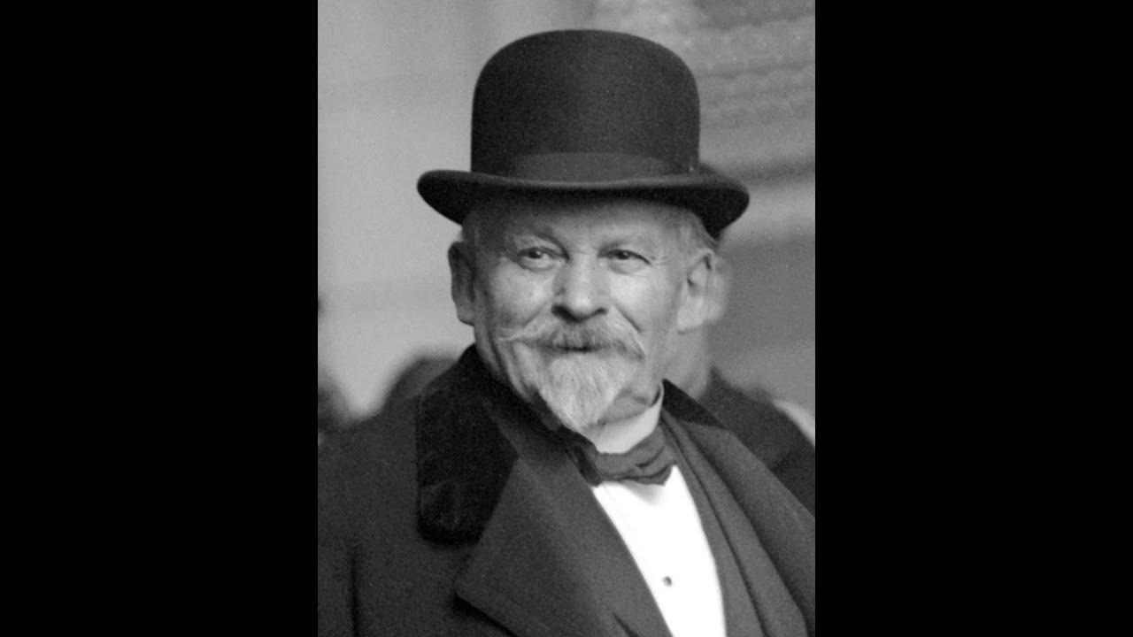 Assez Emile Coue - Le père de l'hypnose - auto-suggestion consciente  YW63