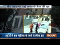 Robbers Caught on CCTV Camera Snatching Necklace from Woman's Neck in Indore