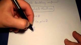 Satz der impliziten Funktionen