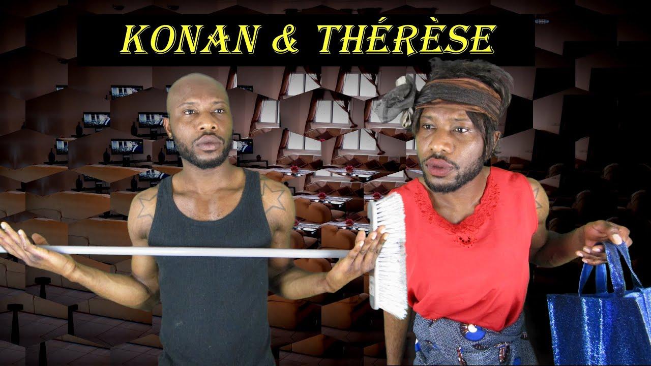 THERESE & KONAN : la prière