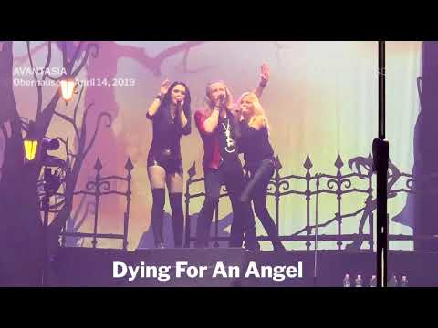AVANTASIA - Dying For An Angel @König-Pilsener-ARENA, Oberhausen - April 14, 2019 LIVE 4K
