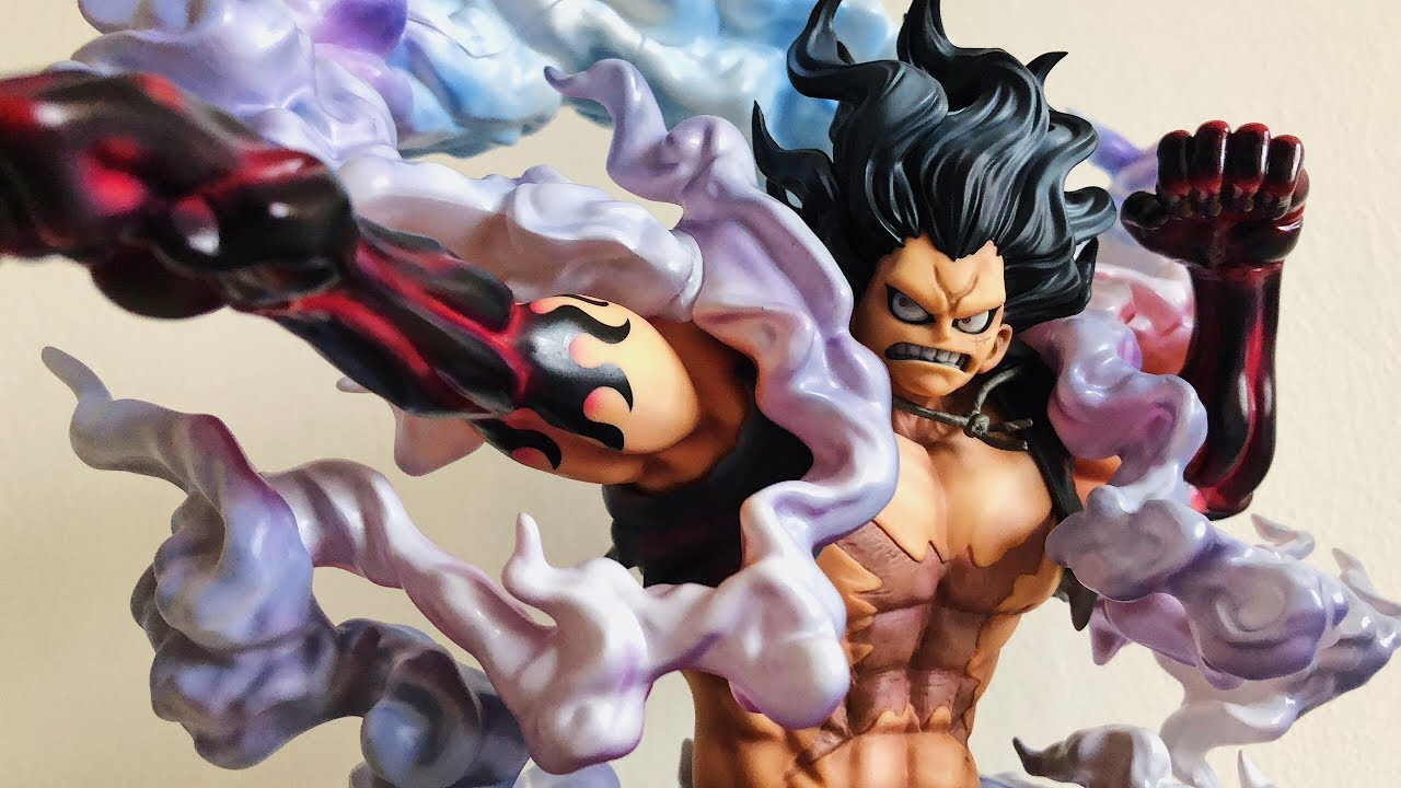 Snakeman P O P Maximum Sailing Again Monkey D Luffy One Piece Figure Review