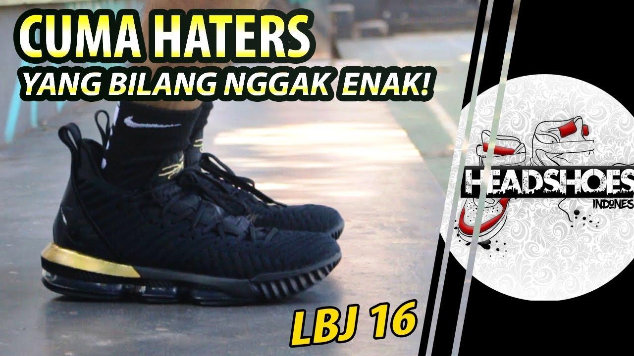 77d0af49ede7 Nike Lebron 16 Performance Review - YouTube