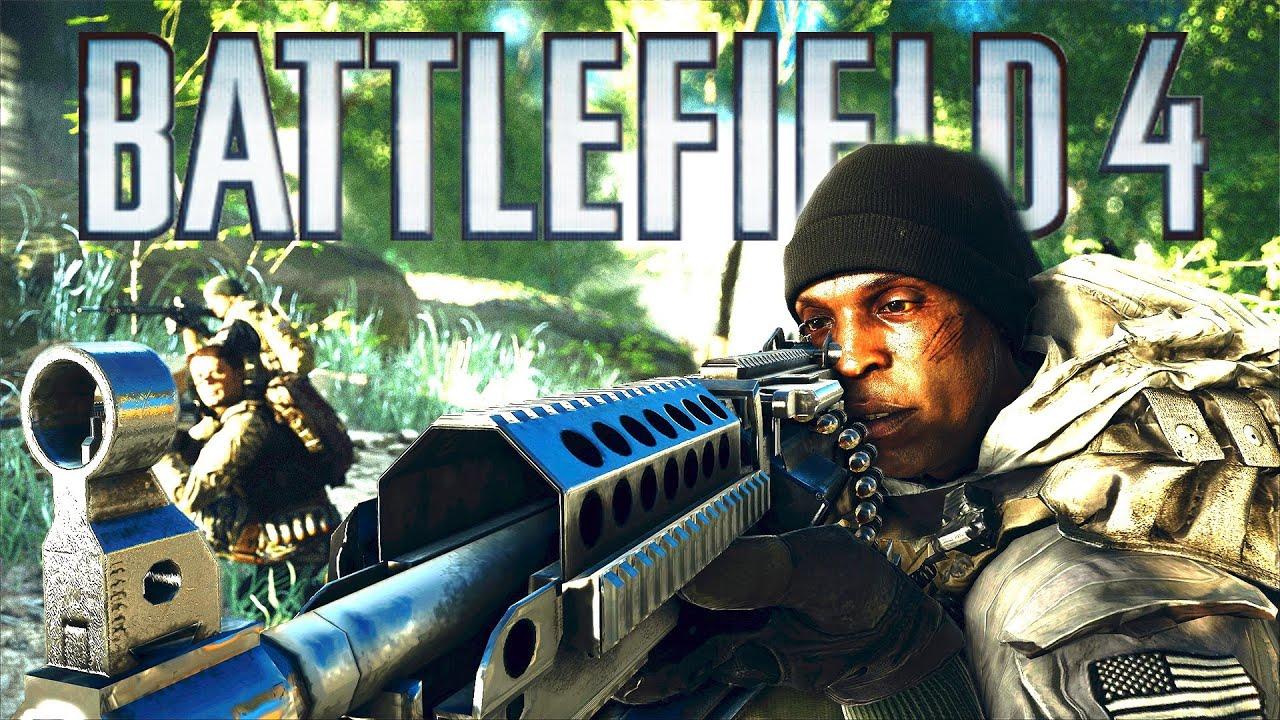 Battlefield 4 Random Moments 59 (Flying Quad Bike, Team Trolling ...