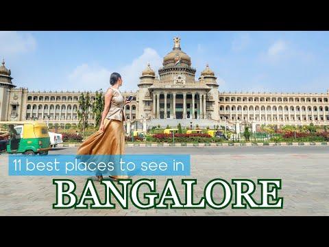 Places To Visit In BANGALORE | TRAVEL VLOG IV