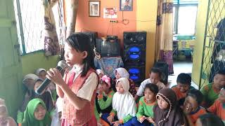 Lagu untuk Guru di hari pensiun Guru perpisahan sekolah cover Reva  maha guru   (mayada)