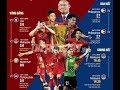 Lịch thi đấu chung kết AFF Cup 2018: Việt Nam rước cúp ở Mỹ Đình?
