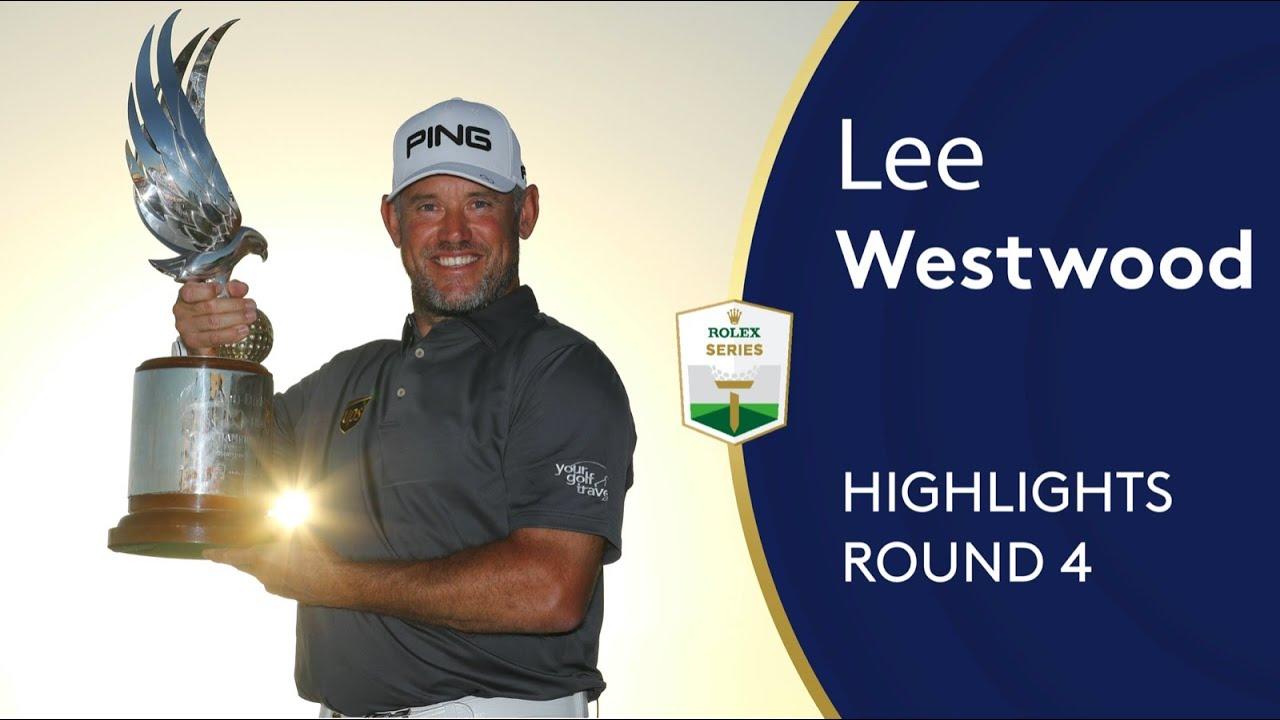 Lee Westwood wins 25th Tour event | 2020 Abu Dhabi HSBC Golf Championship