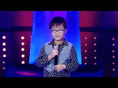 The Voice Kids Thailand - สแน็ค ปวริศร์ - When I Was Your Man - 11 May 2013
