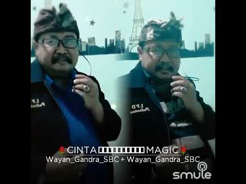 Evie Tamala...cinta ketok magic..cover by Wayan Gandra