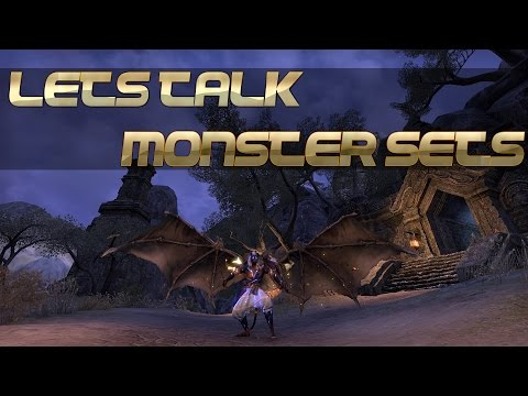Main Tank: Lets Talk Monster Sets