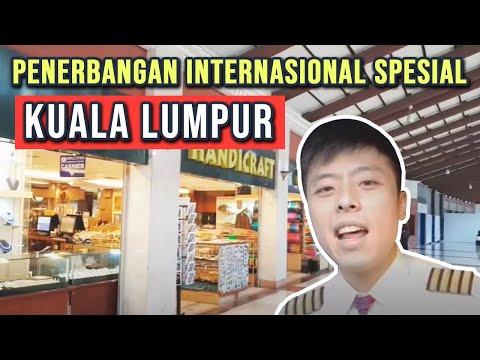 Penerbangan Ke Kuala Lumpur International Flight