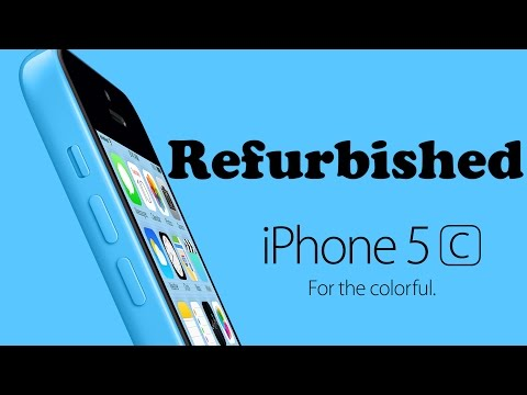 Refurbished Iphone 5c Bought On Woot Com