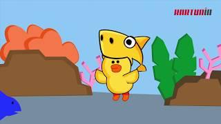 Curut Joget Baby Shark Dance