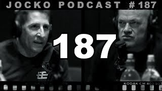 Jocko Podcast 187 w/ Dave Berke: Principles, Tactics, and Creativity Dominates