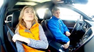 Volvo XC60:Тест-драйв в программе