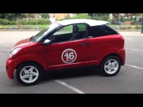 Aixam coupe s for sale micro car youtube - Aixam coupe s for sale uk ...