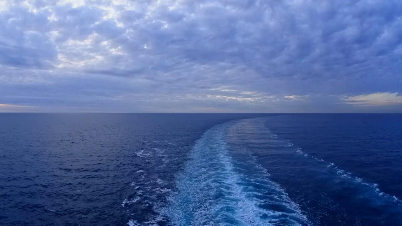 Timelapse MSC Splendida from Marseille to Genoa - YouTube