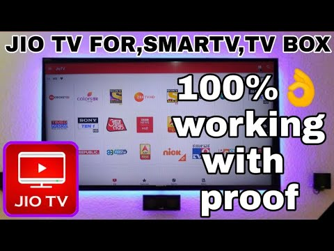 Jio Tv App For All Smart Tv   Insall Jio Tv Apk In Android Tv   Tv Box   Download Jio Tv Apk For Tv