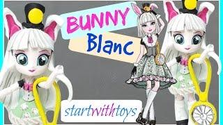 Custom EAH Bunny Blanc MLP Twilight Sparkle Mini DIY Makeover   Start With Toys