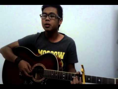 Afiq Bruno - Gurauan Berkasih  (cover) Achik Spin & Siti Nordiana