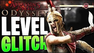 EP GLITCH in Assassin's Creed Odyssey - Fast sofort Level 99 mit AC Odyssey Glitch