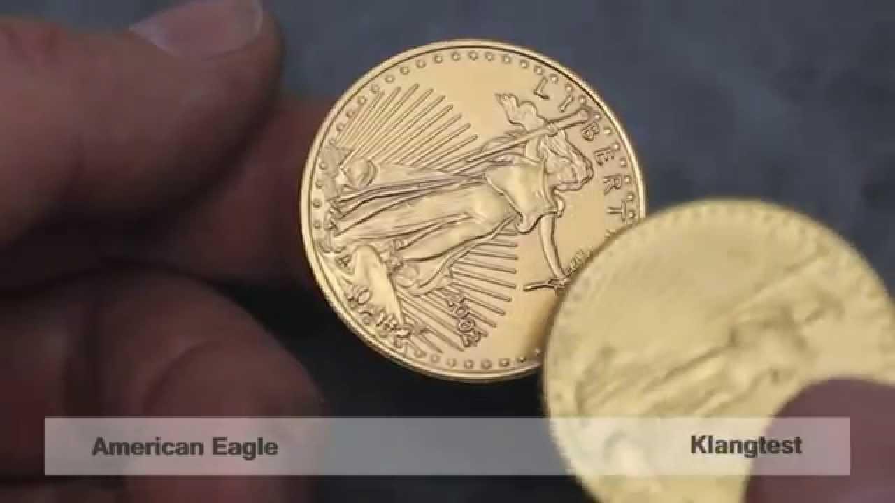 Echtheitsprüfung Fälschungserkennung Bei Der American Eagle