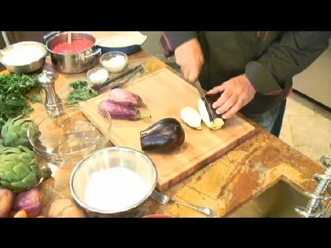 Authentic Eggplant Parmesan Recipe: Italian Cooking