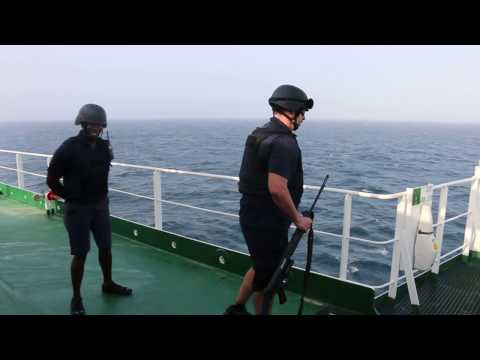 Ship Security by passing the Gulf Of Aden GOA