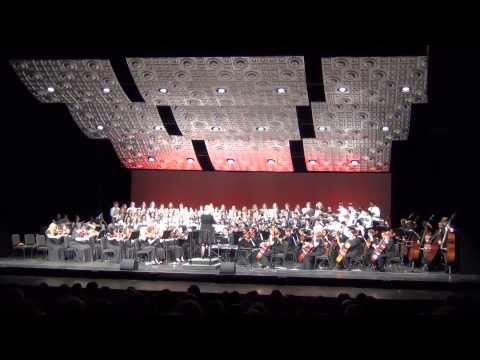 BGHS Choir & Orchestra Performs: Gloria Quoniam tu solus sanctus