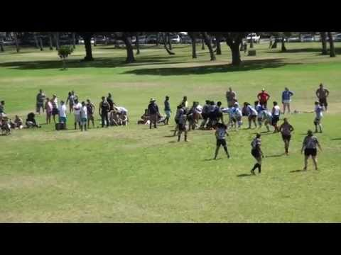 Hawaii Womens 2015  Rugby Championship - 1st half