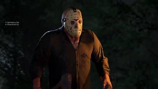 Part two in my 13 video series of playing Jason in Friday the 13th:...