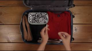 How to Keep Necklaces Untangled - Travel Hack from Best Western & AAA