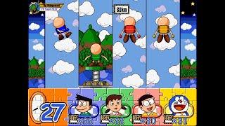 多啦A夢大富翁/Doraemon Monopoly (1998, PC) - All Minigames [zh-TW][720p]