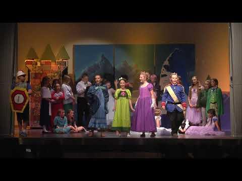 Frozen Junior   Franklin Discovery Academy   Snow Drifts Cast   Fri May 21, 2021