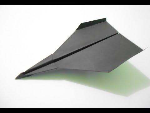 Origami Pesawat - Cara Membuat Pesawat Dari Kertas Terbang Jauh - Origami Paper