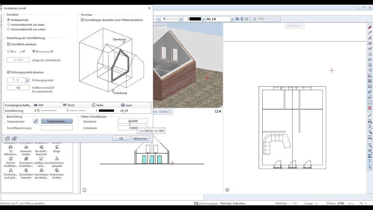 Allplan 2012 tutorial architektur aufsatz quinny zapp xtra