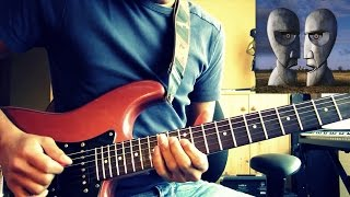 Coming Back to Life Cover: Solo - Pink Floyd by Santosh Kuppens