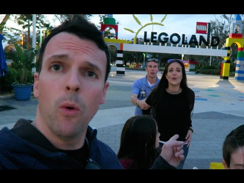 CARRIED OUT OF LEGOLAND!