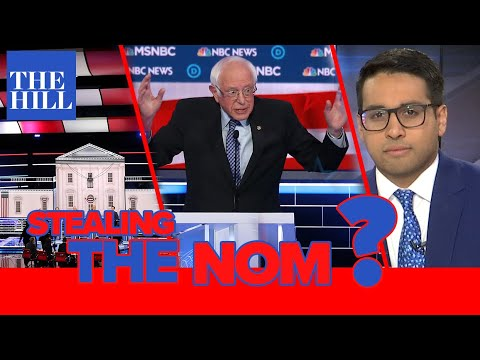 Saagar Enjeti: Dems Reveal Plan To Steal The Nomination From Bernie