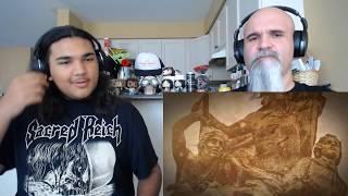 Metal de Facto - The Ascending Of Jupiter (Lyric Video) [Reaction/Review]