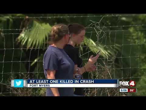 Fatal crash shuts down Orange River Boulevard