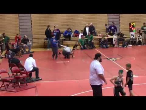 Boston Wrestling South Omaha match 2 121016