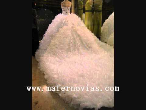 Vestidos de Novia, batas de novia, vodas gitanas, vestidos de novia ...