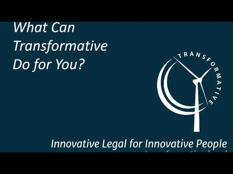 Introducing Transformative: Innovative Legal for Innovative People