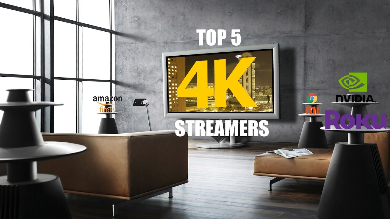 top 5 4k streaming devices 2017 youtube. Black Bedroom Furniture Sets. Home Design Ideas
