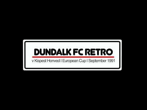 Retro | 1991: Kispest Honved 1-1 Dundalk FC | European Cup