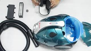 SVC 7051 | Water Filtration Vacuum Cleaner