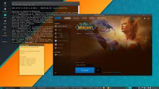 How to Install Hearthstone (Blizzard App) on Manjaro Linux Updated 2018 Guide