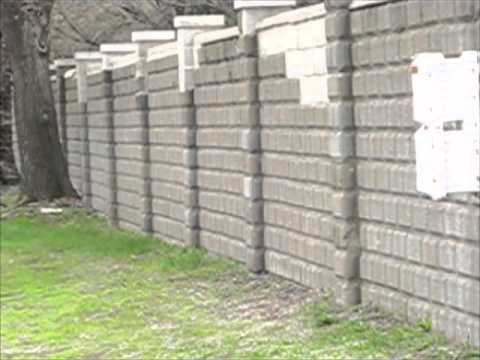 101 Things that Play in Peoria: Woodruff Field wall